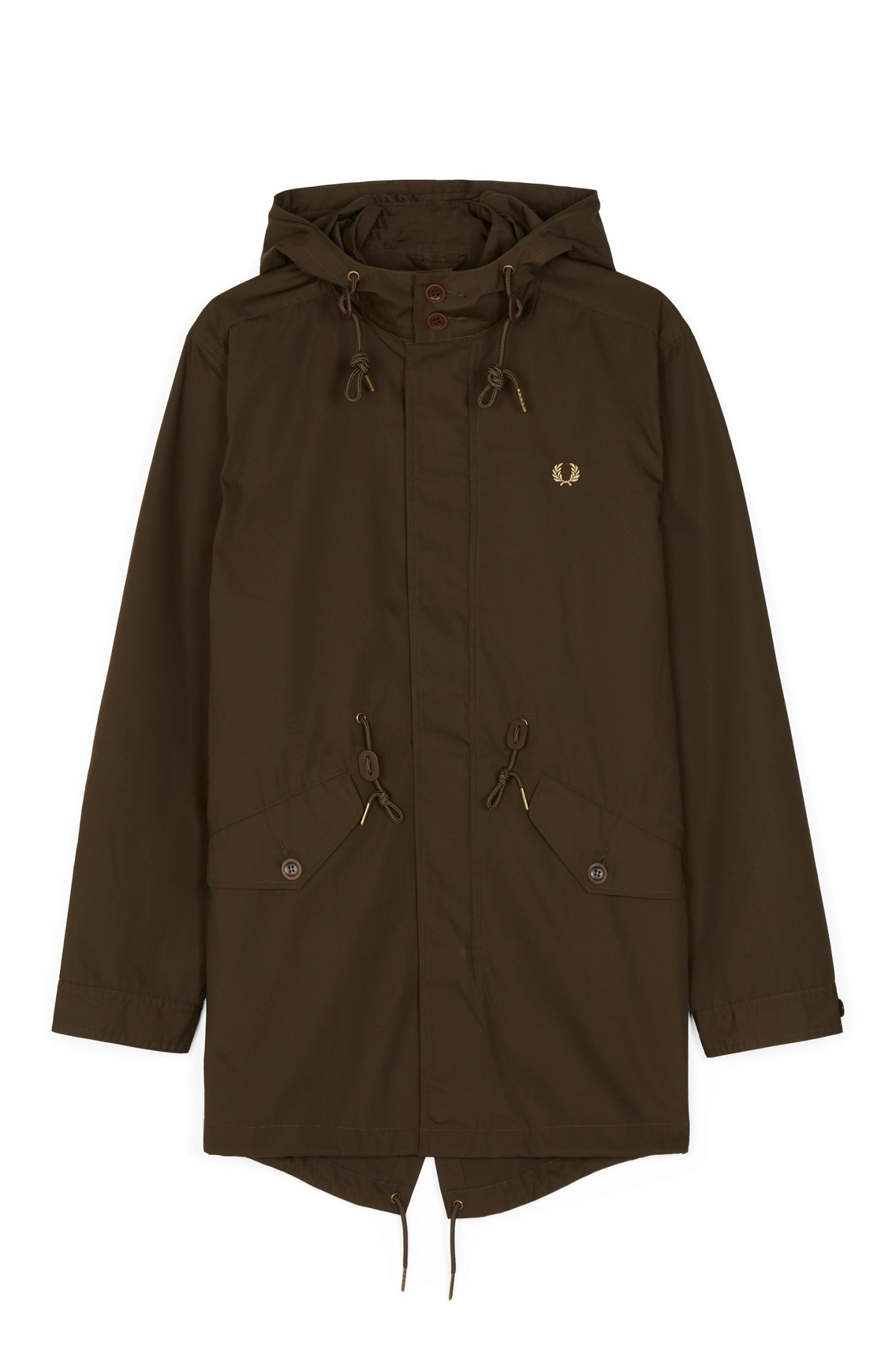 Fred Perry - Fishtail Parka Wren