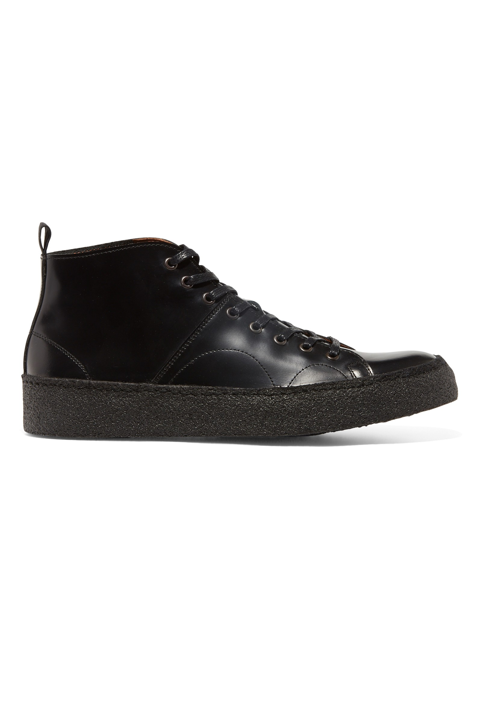 Fred Perry x George Cox Creeper Mid Leather