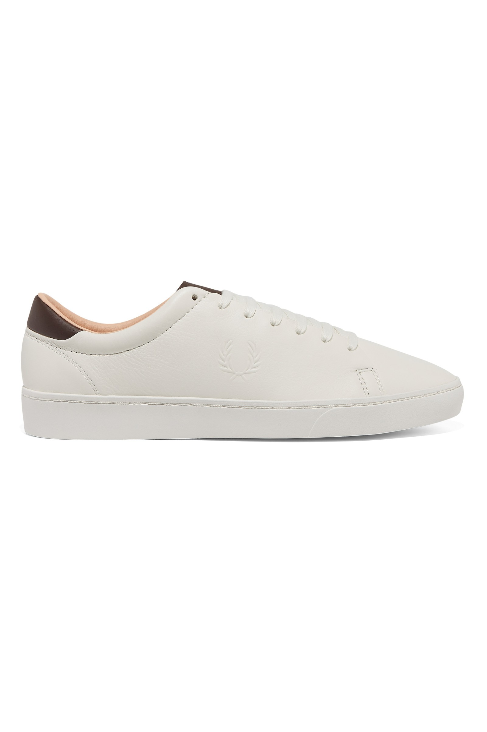 Fred Perry Spencer Premium Leather Jeu Pas Cher En Ligne s01kdDwQ9