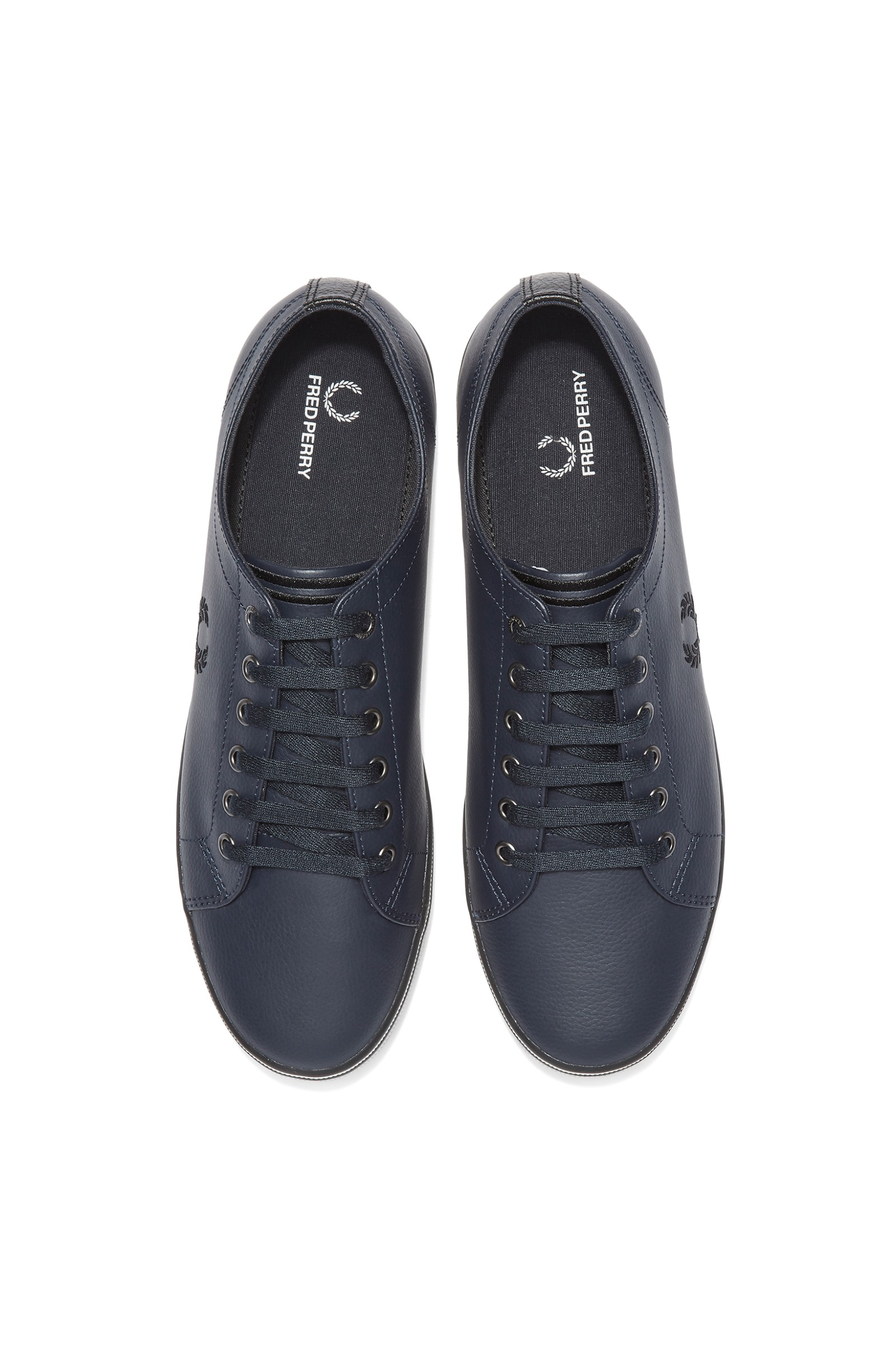 Fred Perry KINGSTON LEATHER NAVY Y6xBv